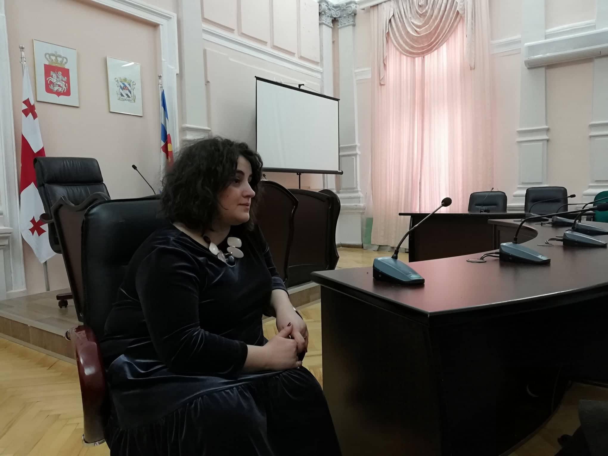 სამოქალაქო მრჩეველთა საბჭოს შეხვედრა იანვარი
